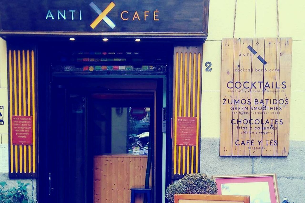 Anti Café Madrid