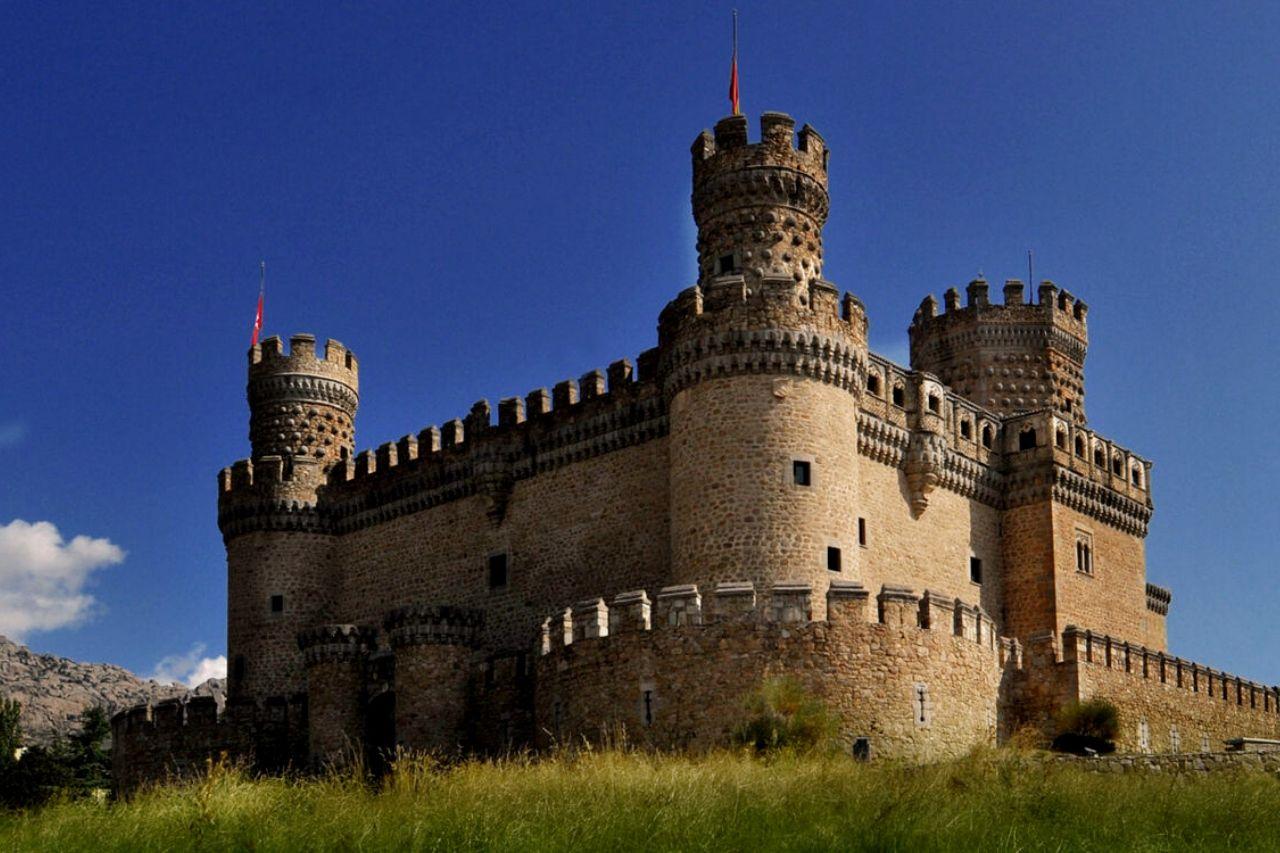 Best Castles in Madrid