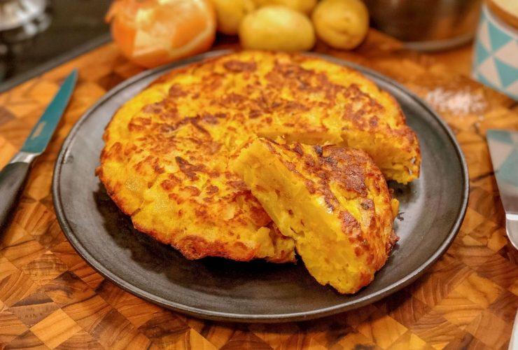 Best Tortilla In Madrid