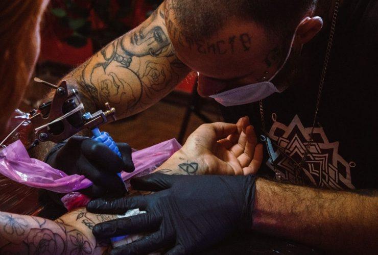 Tattoo Shops in Madrid