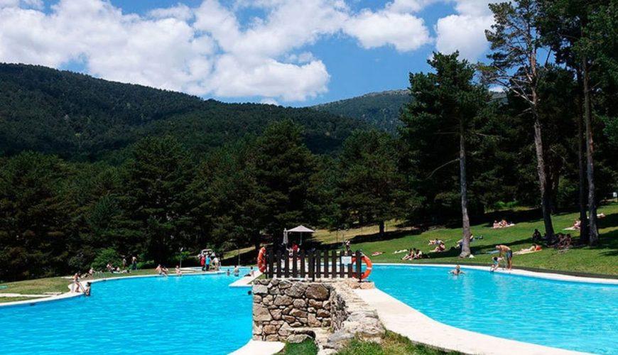Swimming pools Madrid Las Dehesas